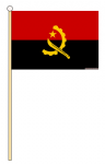 HAND WAVING FLAG - Angola